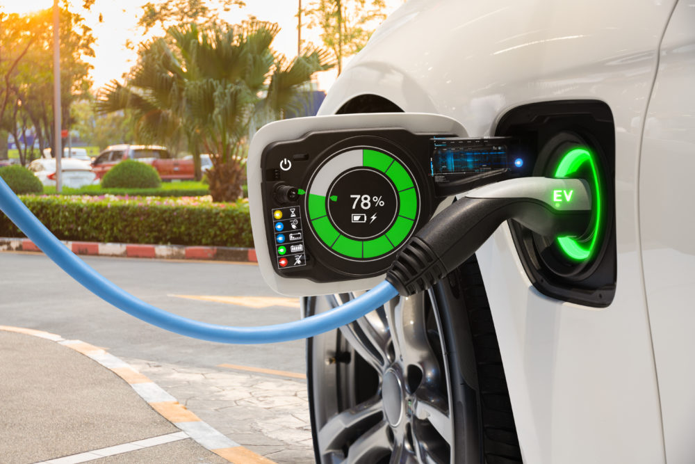 Fully electric vehicles